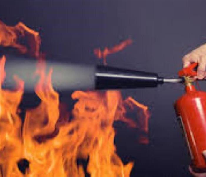 Fire Damage Types of Fires and Extinguishers!
